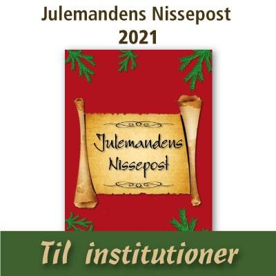 Julemandens Nissepost - Nissebreve til institutioner